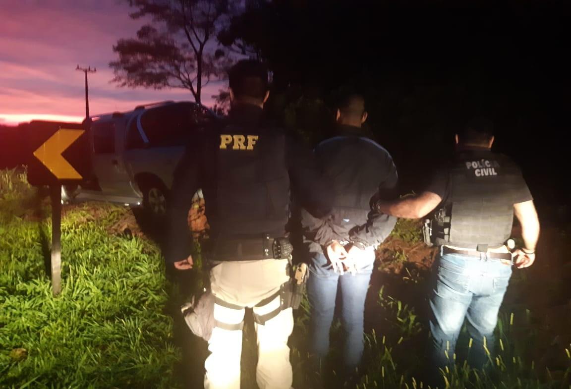Polícia desarticula quadrilhas especializadas em furtos de camionetes