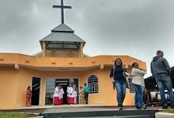 Homem é detido por furto em igreja