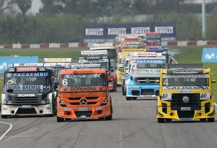 Cascavel abre neste fim de semana a temporada 2020 da Copa Truck