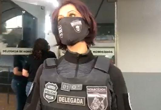 Acusados do acidente e morte de Amanda Prado são presos em Rio do Salto