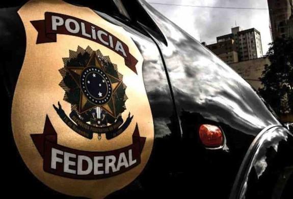 PF e Força Nacional  realizam operação em Santo Antônio do Sudoeste
