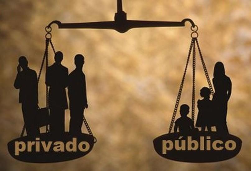 Os vícios entre o público e o privado
