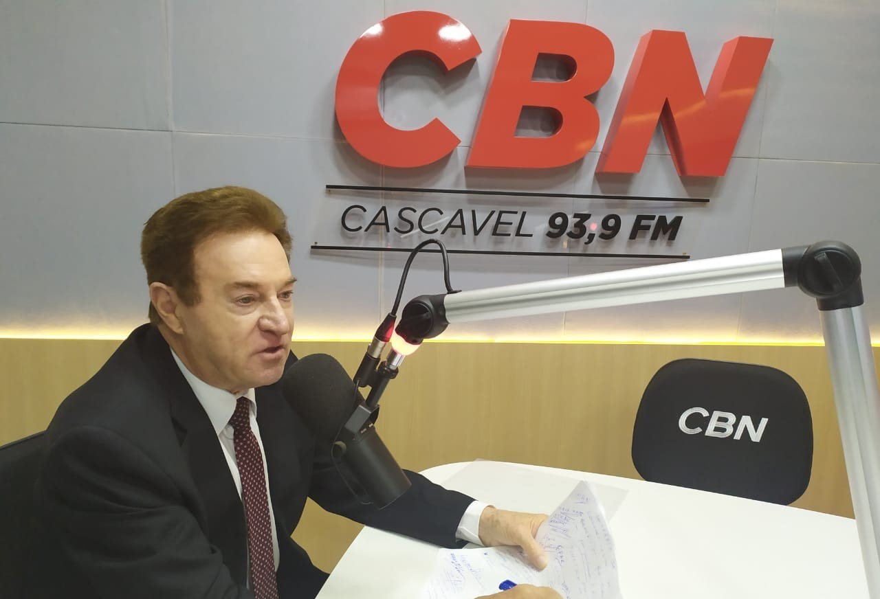 Padovani recebe título de Cidadão Honorário de Cascavel