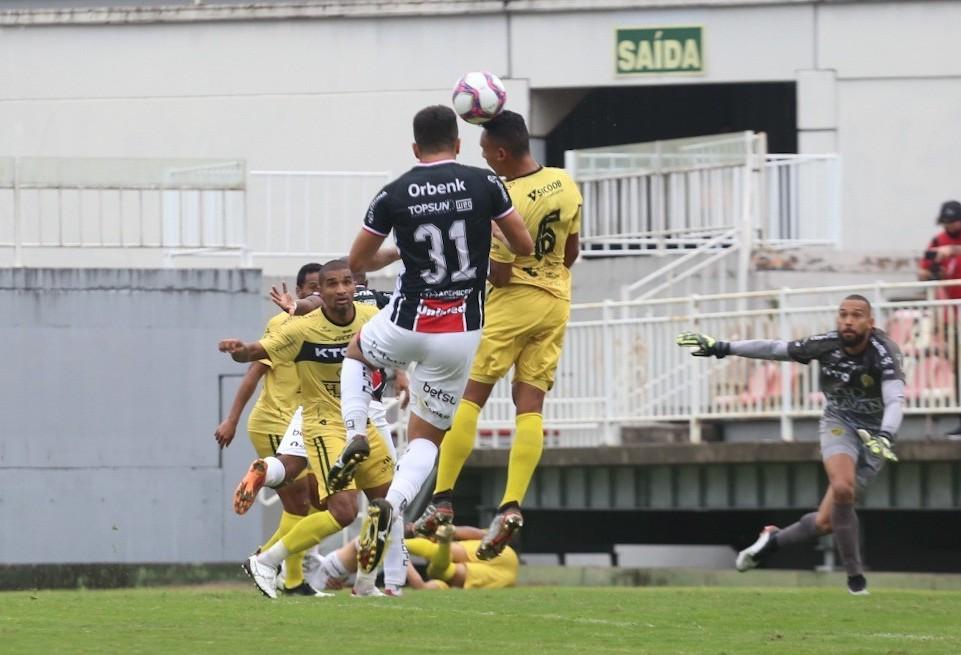 FC Cascavel perde para o Joinville e vai enfrentar o Cianorte na segunda fase