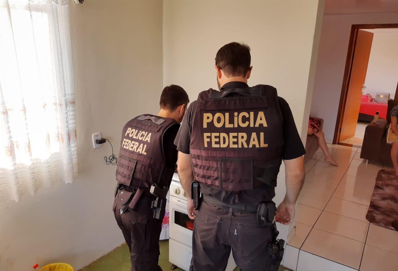 Quadrilha presa em Foz era especializada em vender drogas para todo o país