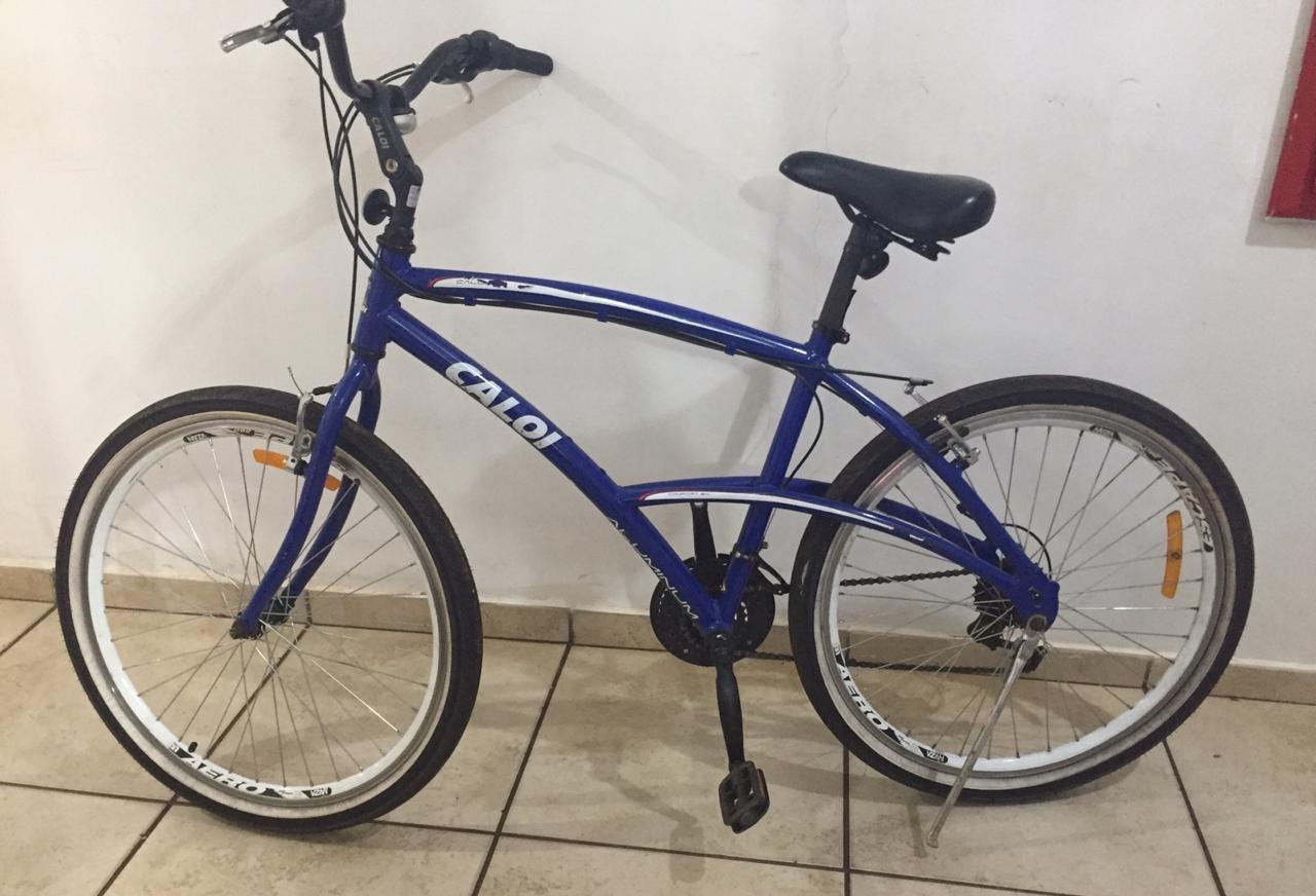 Polícia Civil  busca por proprietário de bicicletas e televisores apreendidos em Cascavel