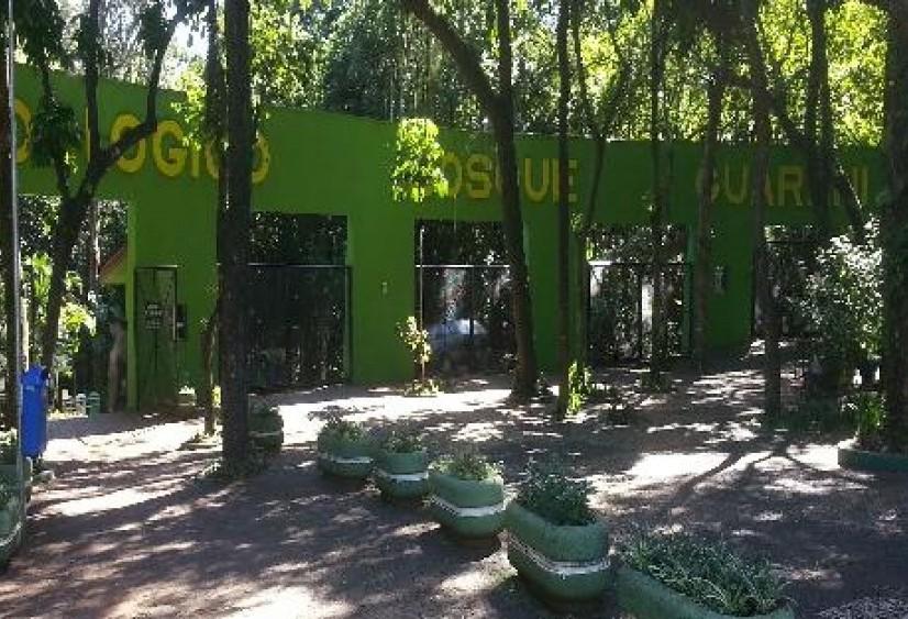 Bosque Guarani completa 23 anos