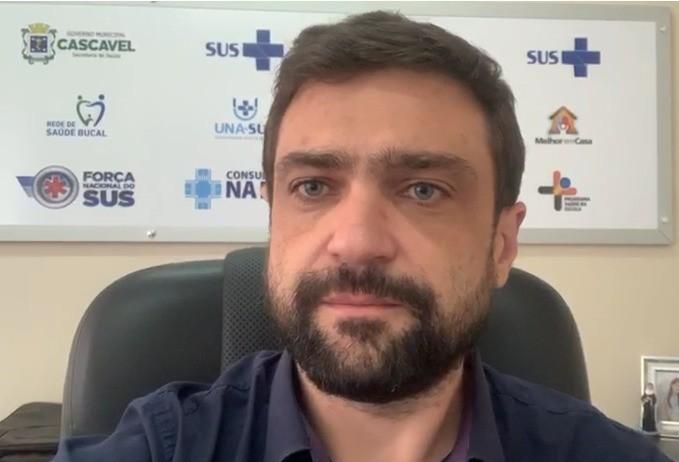 Secretário de Saúde esclarece sobre início da vacinação contra a Covid