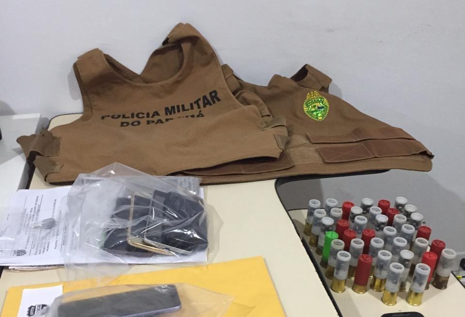Polícia Civil prende ex-PM e suspeitos por assaltos a compristas