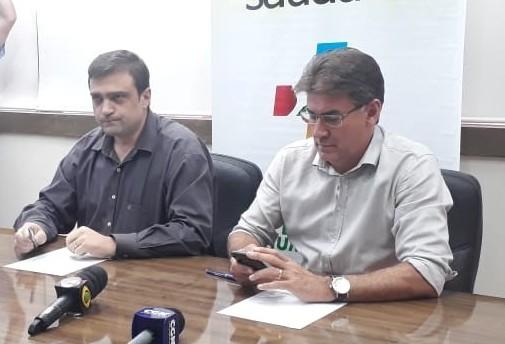 Thiago Daross Stefanello é o novo secretário de Saúde   de Cascavel