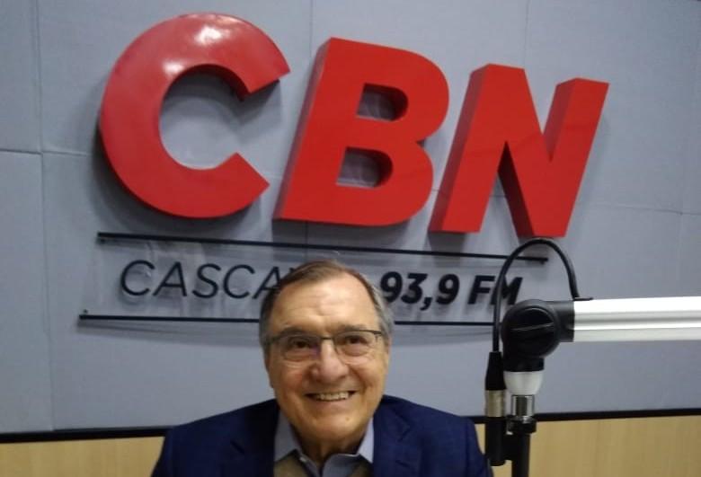 CBN Cascavel - Inauguração oficial com palestra de Sardenberg