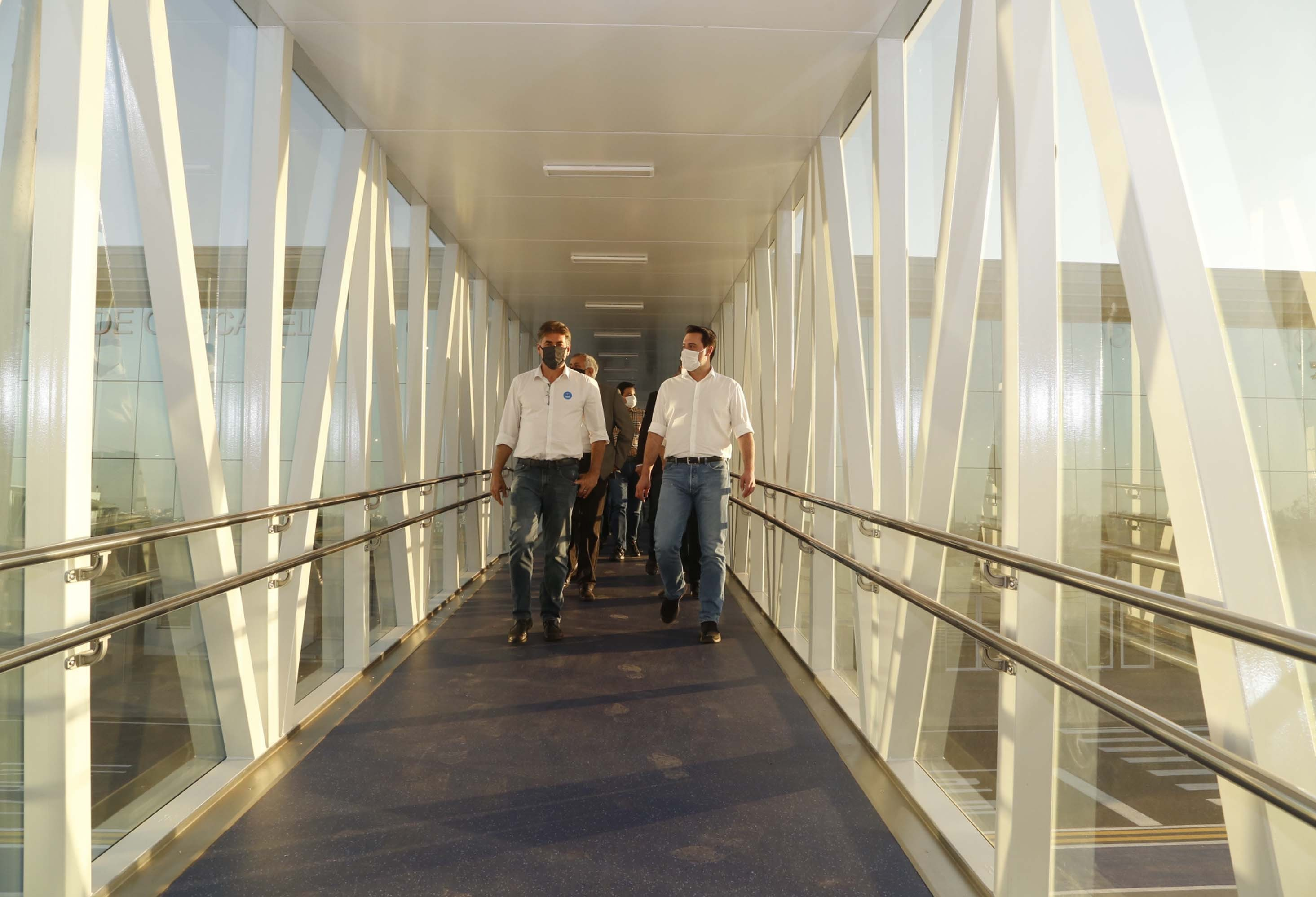 Aeroporto de Cascavel deve ser inaugurado em setembro