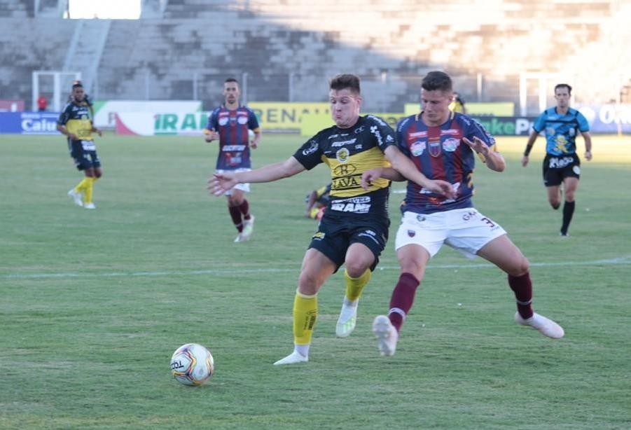 FC Cascavel  empata com Toledo no Olímpico