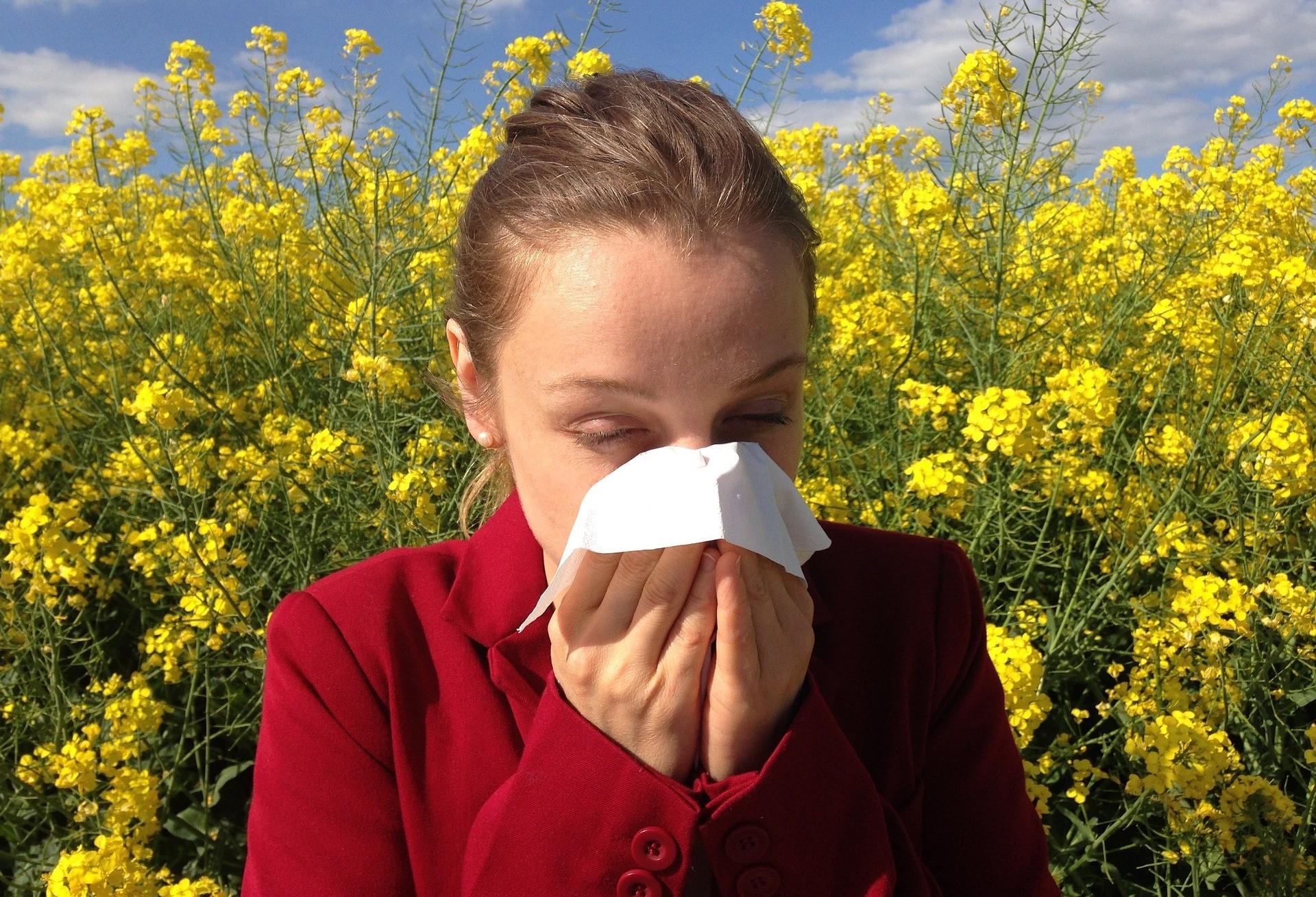 Alergias de primavera: o que fazer?