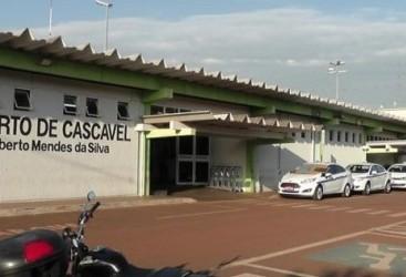 Recorde de movimentação no Aeroporto de Cascavel