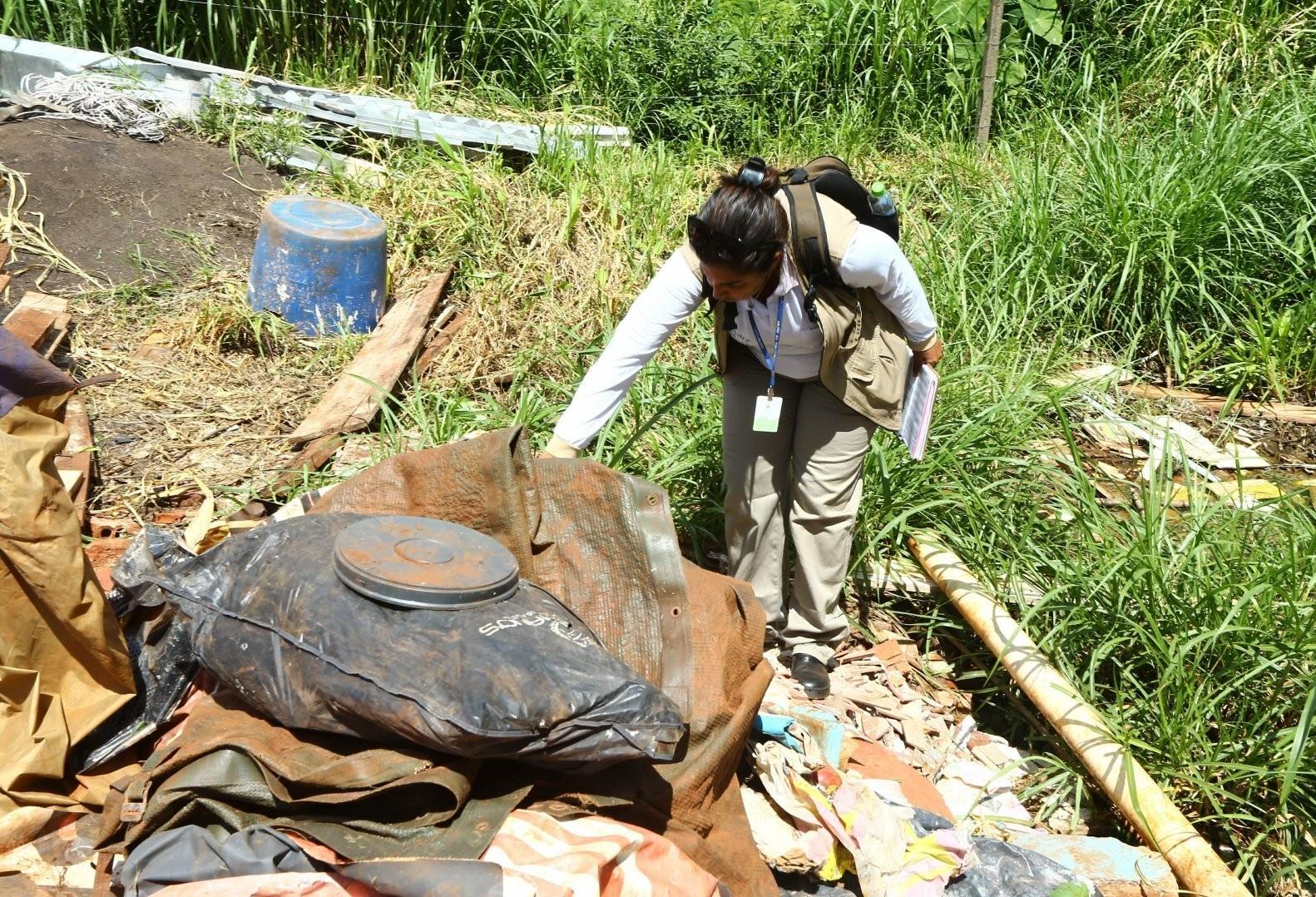 392 casos de Dengue em Cascavel