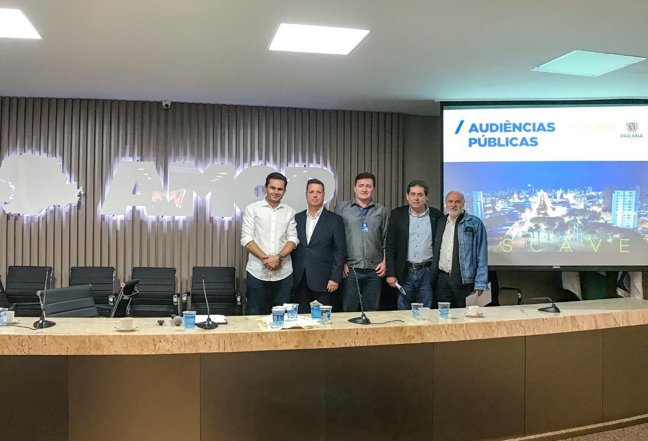 Secretaria de Planejamento e Projetos Estruturantes  realiza audiência pública para discutir plano plurianual