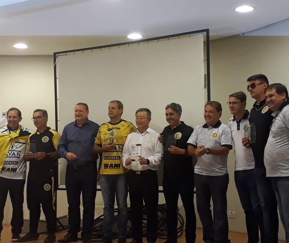 FC Cascavel apresenta elenco para próxima temporada