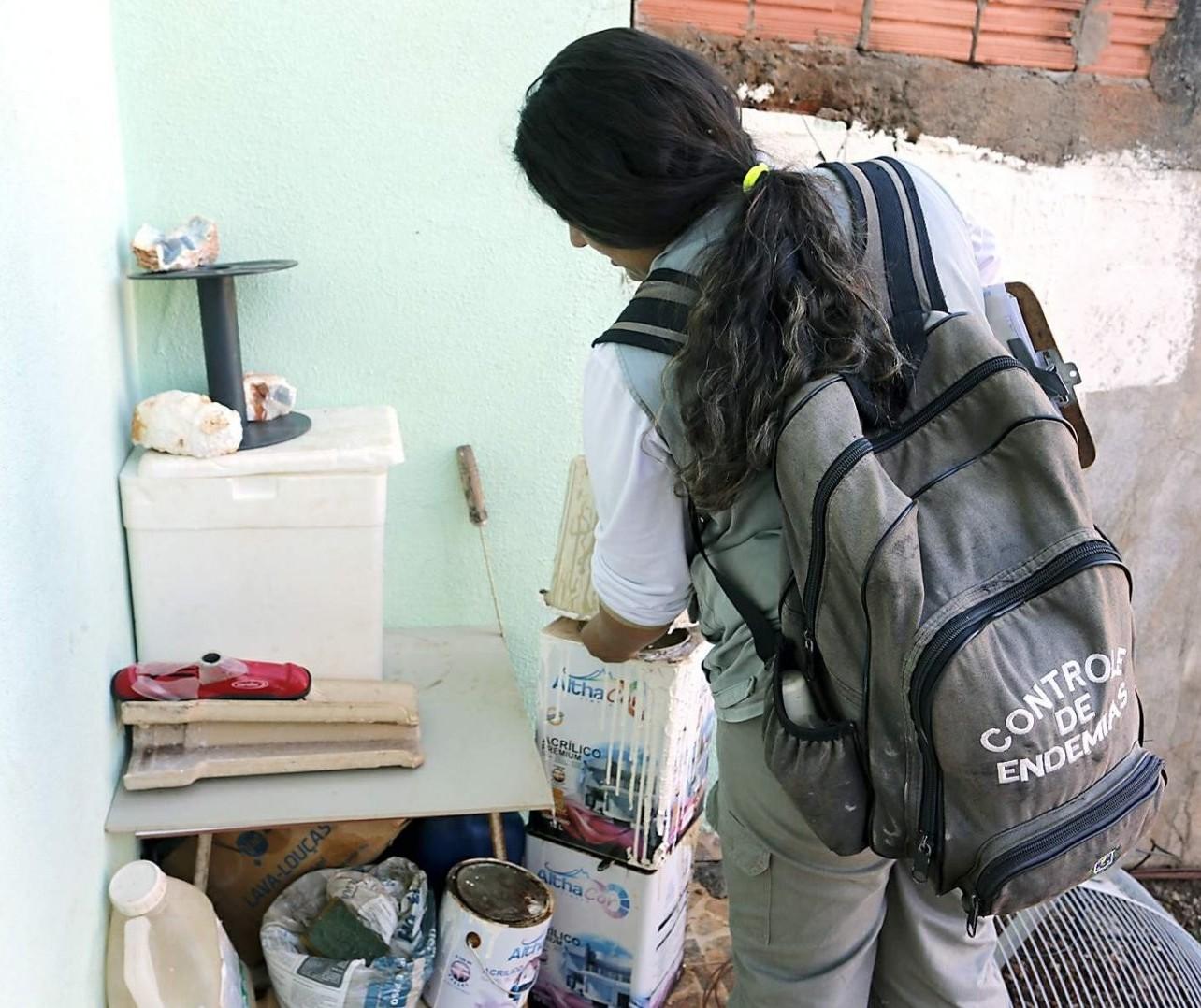 LirAa aponta maior infestação na região Oeste de Cascavel