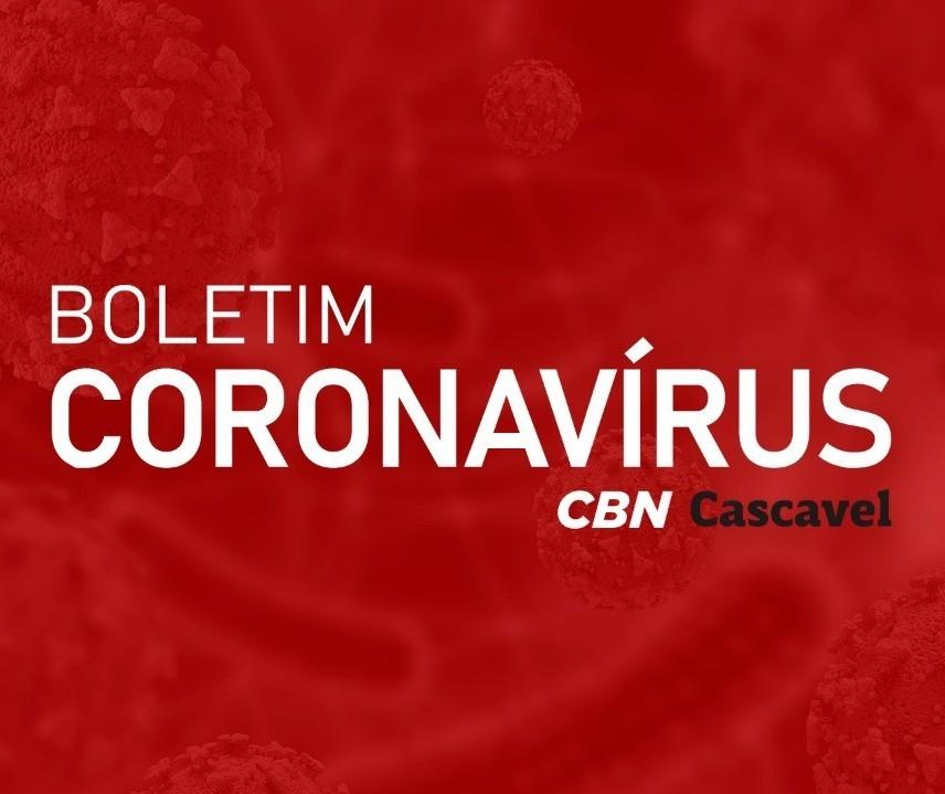 Paraná chega a 781 óbitos por coronavírus e 31.120 casos confirmados
