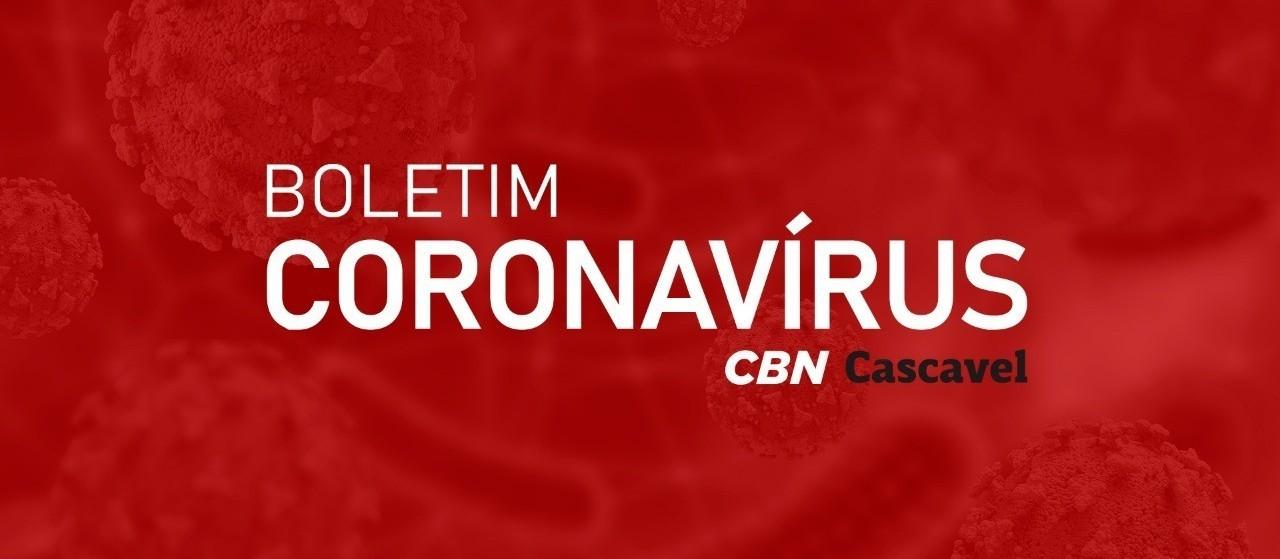 Cascavel tem 296 casos de Covid-19 ativos