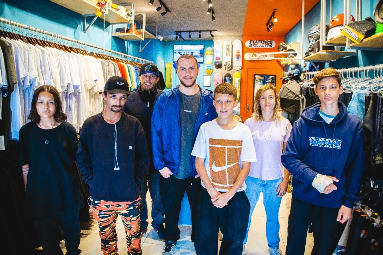 ACSKT anuncia primeira seleção de skate de Cascavel