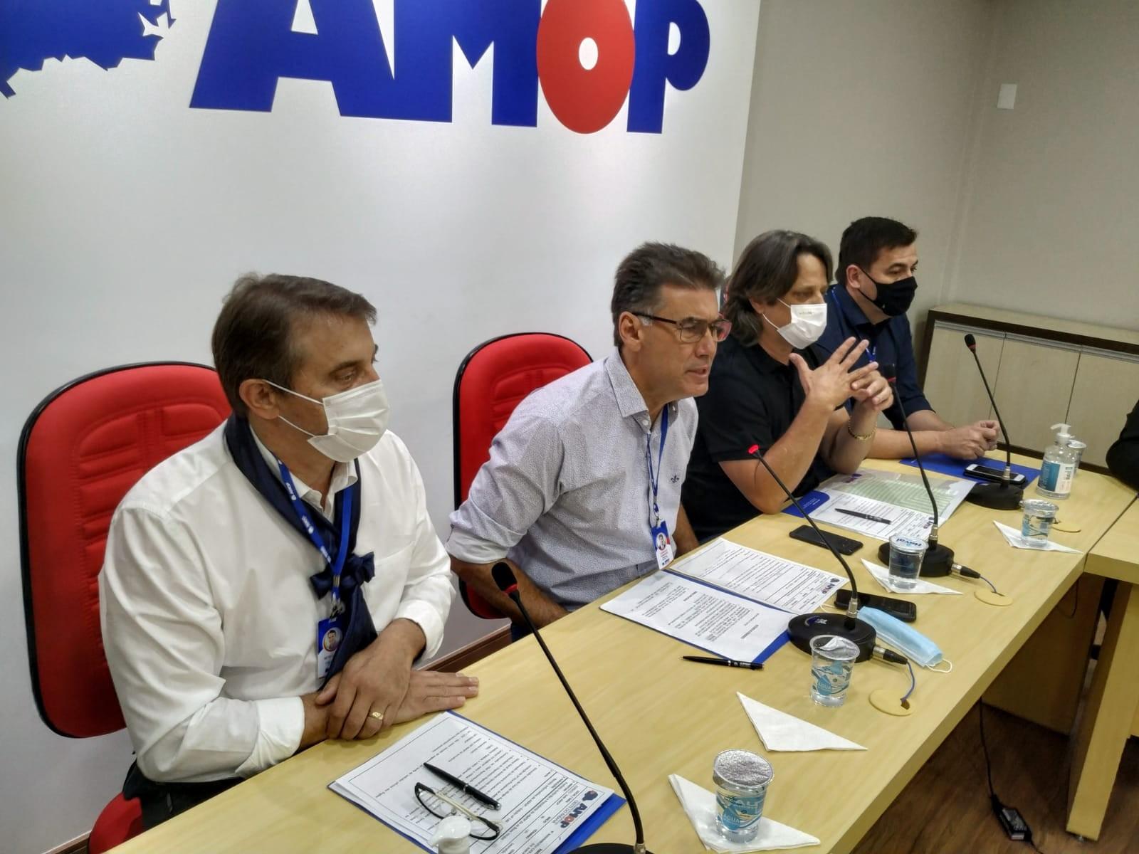 Amop terá estrutura de abrigo para mulheres vítimas de violência