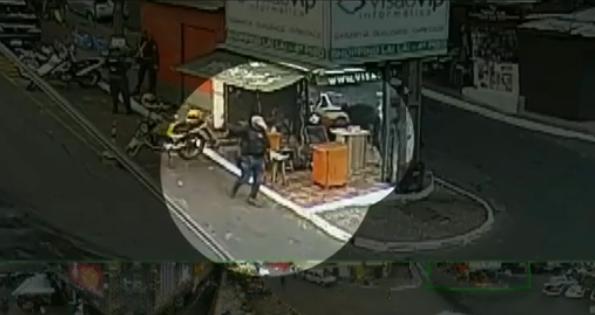 Foz do Iguaçu Cambistas são vítimas de assalto no centro de Cidade do Leste