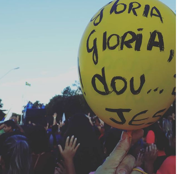 """Direita Cristã organiza o primeiro """"Clamor pela Nação"""" em Cascavel"""