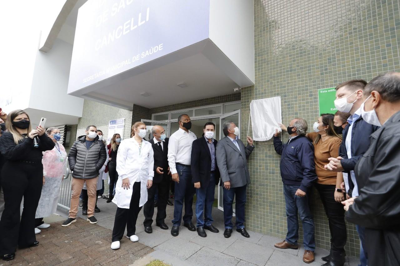 População do Cancelli ganha moderna unidade de saúde