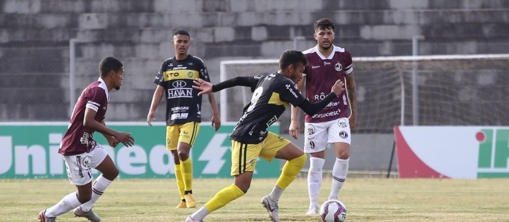 FC Cascavel vence Juventus em casa e segue líder isolado do grupo A8