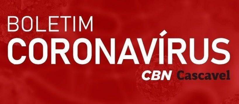 Paraná confirma mais 2.399 casos de Covid-19