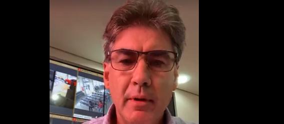 Prefeito Paranhos fala sobre reunião com o Ministério da Saúde