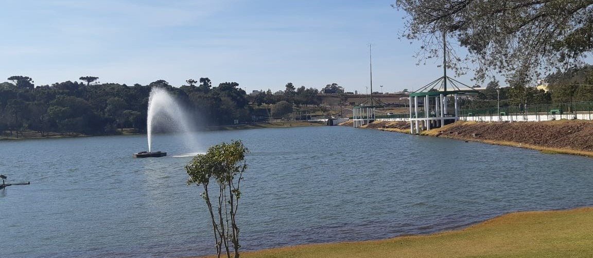 Prefeitura vai reformar ponte do Lago Municipal