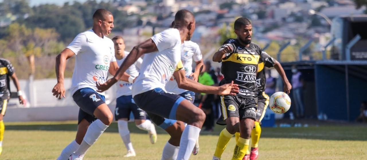 FC Cascavel estreia com vitória fora de casa no Paranaense 2021
