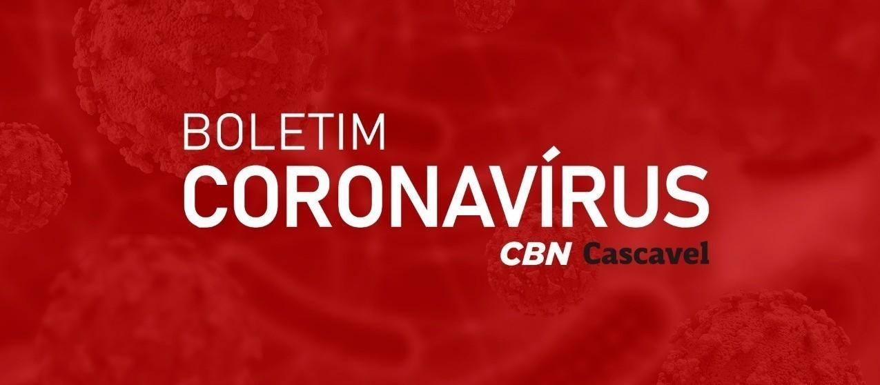 Covid-19: dez pessoas morreram em Cascavel