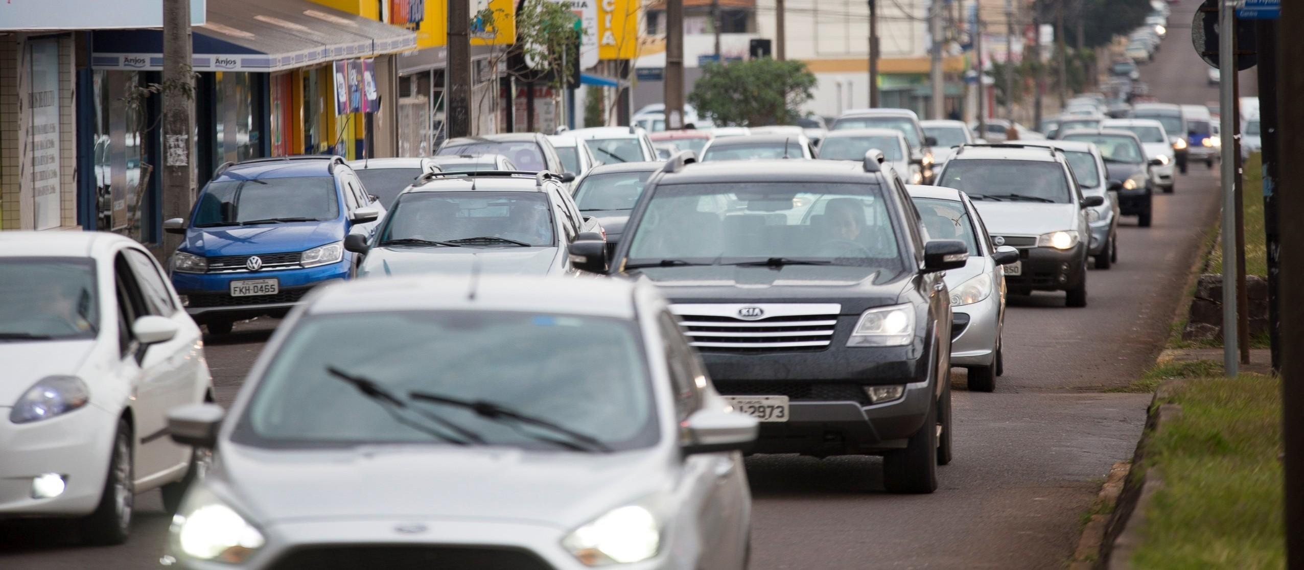 Veículos de saúde de outros municípios não terão isenção no Estar