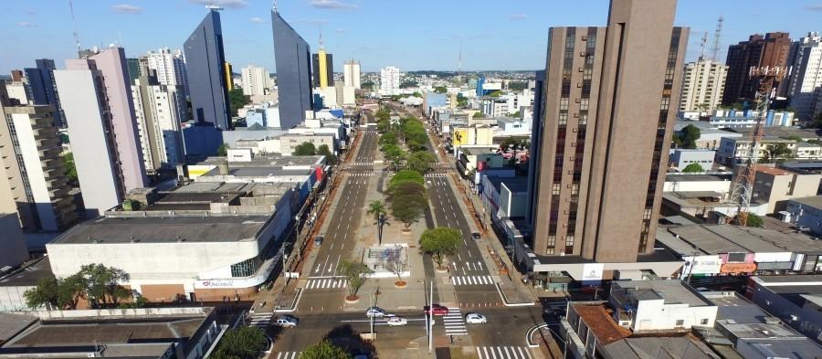 Cascavel completa 68 anos com  330 mil habitantes