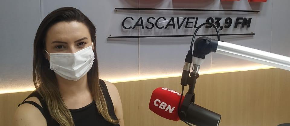 Médica fala das complicações provocadas pela covid-19 nos pulmões