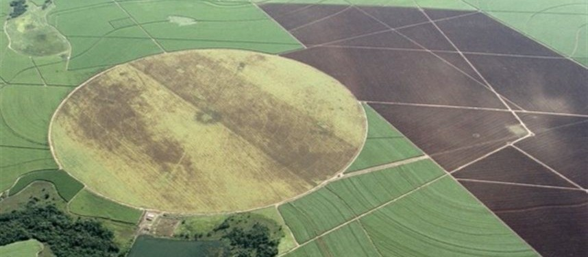 Coordenadas geográficas em receita agronômica passam a ser obrigatórias