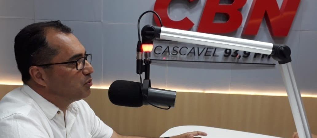 """""""Cascavel dará grande 'salto' de desenvolvimento nos próximos anos, não tenho dúvida"""""""