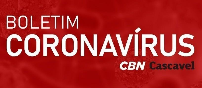 Paraná confirma mais 1.868 casos e 83 mortes pela Covid-19