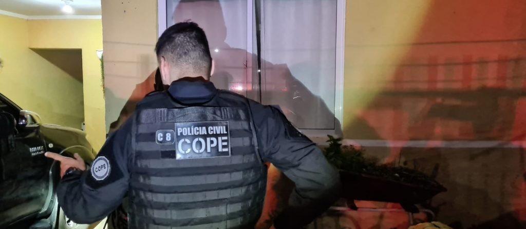 Operação mira suspeitos de crimes contra crianças e adolescentes