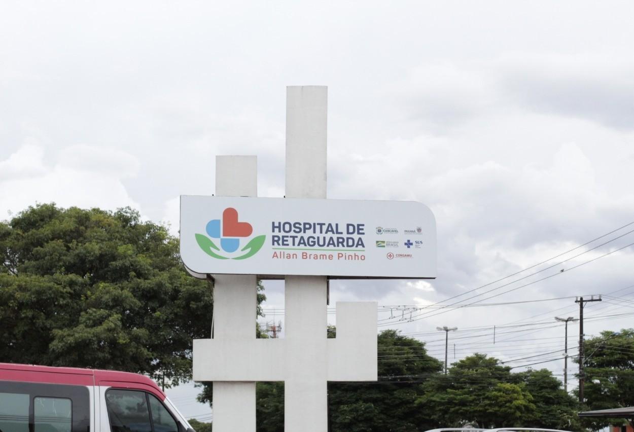 Hospital de Retaguarda completa um ano com 9.323 atendimentos