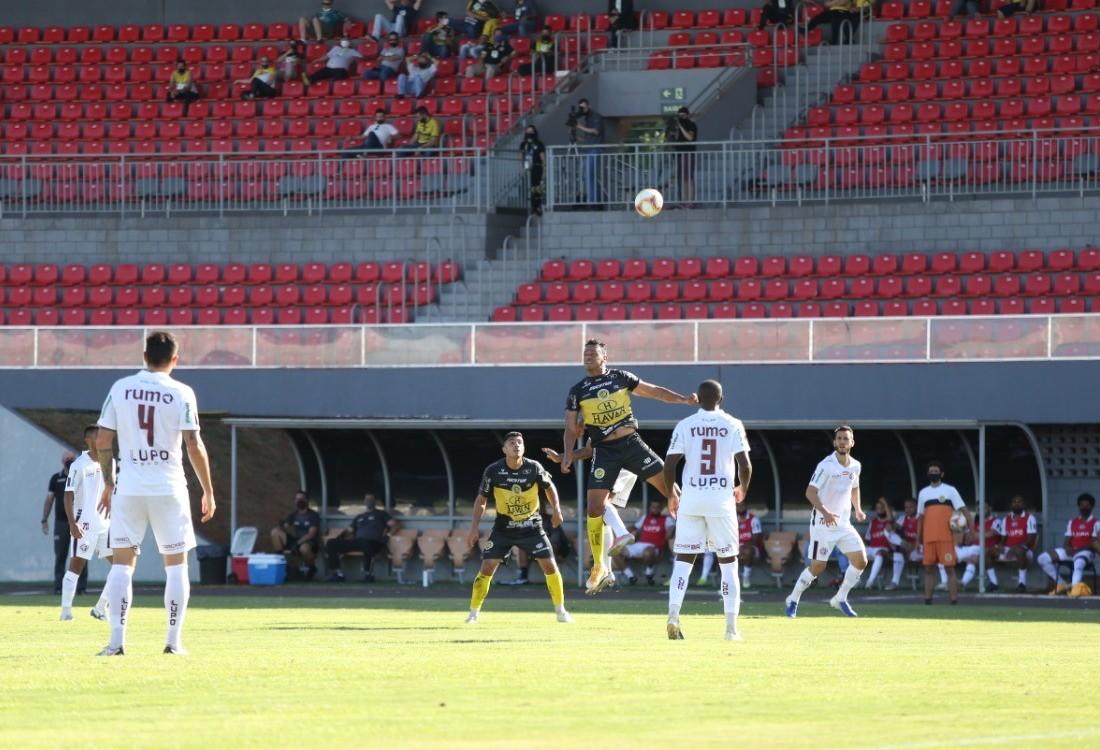 FC Cascavel é derrotado em casa e perde a quarta posição