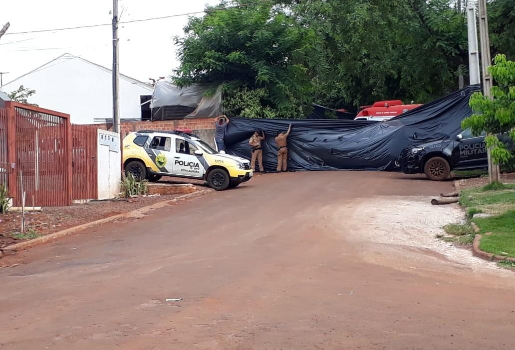 Depois de 30 horas, termina sequestro de adolescentes em Cafelândia
