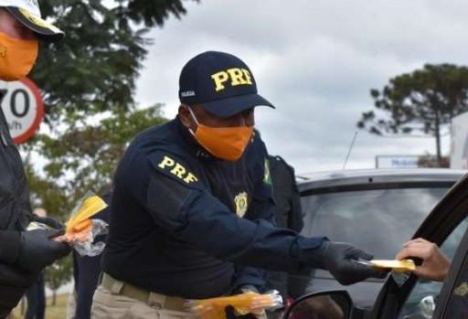 PRF dá início a Operação Rodovida 2020/2021 no Paraná