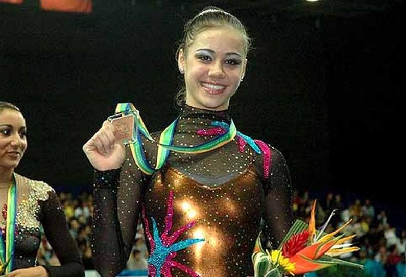 Morre aos 31 anos, Ana Paula Scheffer, ginasta medalhista do Panamericano 2007
