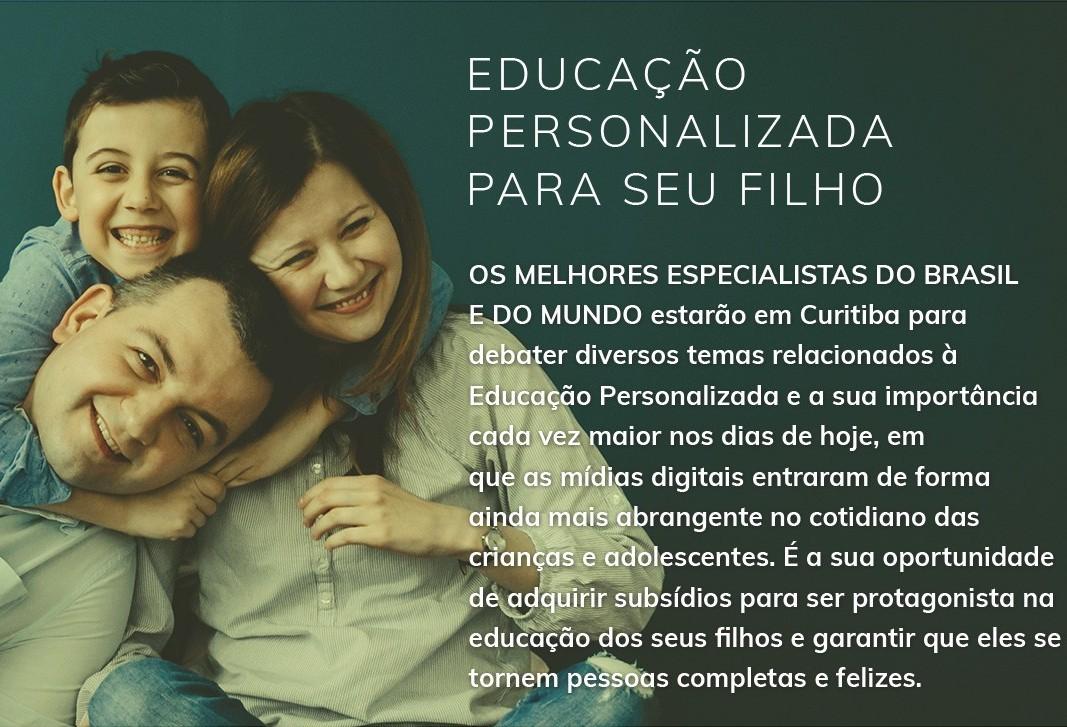 Colégio de Curitiba realizará evento internacional sobre família e educação