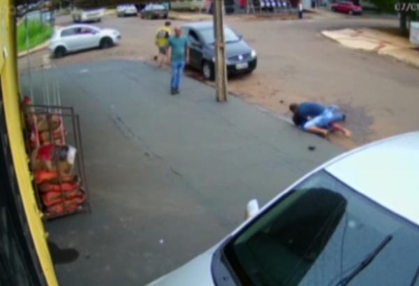 Suspeito de atirar em comerciante durante tentativa de assalto se apresenta à polícia